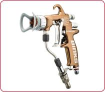 Binks - AA4400M Air assisted airless spray gun