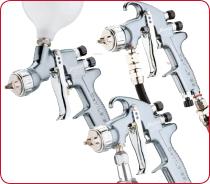 DeVilbiss Advance Conventional Spray Guns