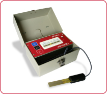 Sames - Test Equipment - Comprehensive range of relevant test equipment for your paint shop needs