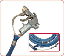 Exitflex Coaxial Paint and Air Hose