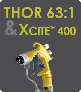 kremlin Rexon Thor 63:1 EXCITE 400 Package