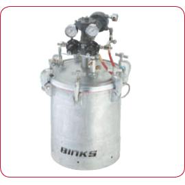 Binks Pressure Feed Containers & Agitators