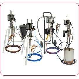Binks MX Lite Spray Packages