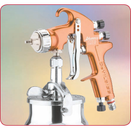 DeVilbiss Advance Trans Tech spray guns