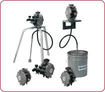 Binks - Binks DX200 Air Operated 1:1 Ratio Diaphragm Pumps