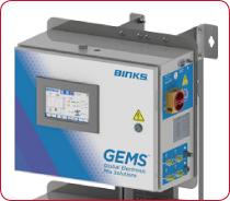 Binks GEMS 2K Electronic Mixing Solution